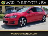 2016 Volkswagen GTI Autobahn Performance - Msrp $36,440.00 for sale in Jacksonville, FL