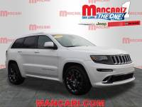 CERTIFIED PRE-OWNED 2016 JEEP GRAND CHEROKEE SRT 4WD