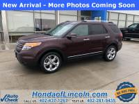 Pre-Owned 2011 Ford Explorer Limited AWD 4D Sport Utility