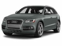 2016 Audi SQ5 Premium Plus SUV in Brookline MA