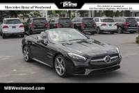 2018 Mercedes-Benz SL 550 Roadster