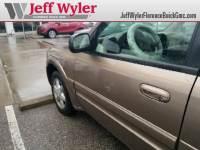 2002 Oldsmobile Bravada 2WD