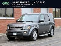 Used 2015 Land Rover LR4 LUX SUV