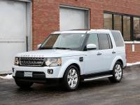 Used 2015 Land Rover LR4 HSE SUV