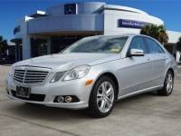 Pre-Owned 2010 Mercedes-Benz E 350 Luxury Rear Wheel Drive Sedan