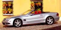 Pre-Owned 2003 Mercedes-Benz SL-Class SL55 AMG