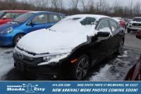 Certified Pre-Owned 2017 Honda Civic Sedan EX-T FWD 4dr Car