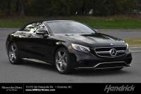 2017 Mercedes-Benz S-Class AMG S 63 Convertible in Franklin, TN