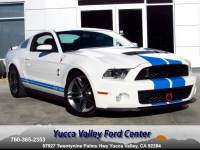 Used 2012 Ford Mustang Shelby GT500 Coupe in Yucca Valley