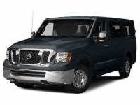 Used 2016 Nissan NV Passenger NV3500 HD 3500 V8 SV in Stockton