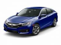 Used 2016 Honda Civic LX Blue near San Diego | VIN: 19XFC2F56GE011814