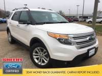 Certified 2015 Ford Explorer XLT SUV V-6 cyl in Richmond, VA