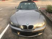 Pre-Owned 2002 BMW Z3 2.5i Rear Wheel Drive Coupe