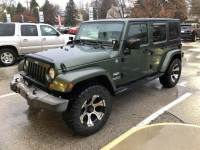Used 2007 Jeep Wrangler Unlimited Sahara SUV V6 SMPI For Sale Phoenixville, PA