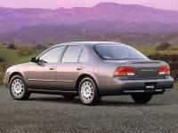 1999 Nissan Maxima Sedan V6 SMPI