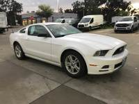 2014 Ford Mustang Coupe V-6 cyl