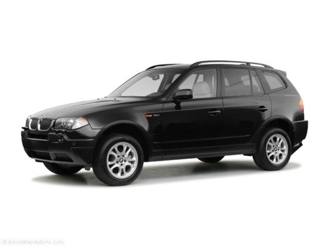 Photo Used 2004 BMW X3 for sale in ,