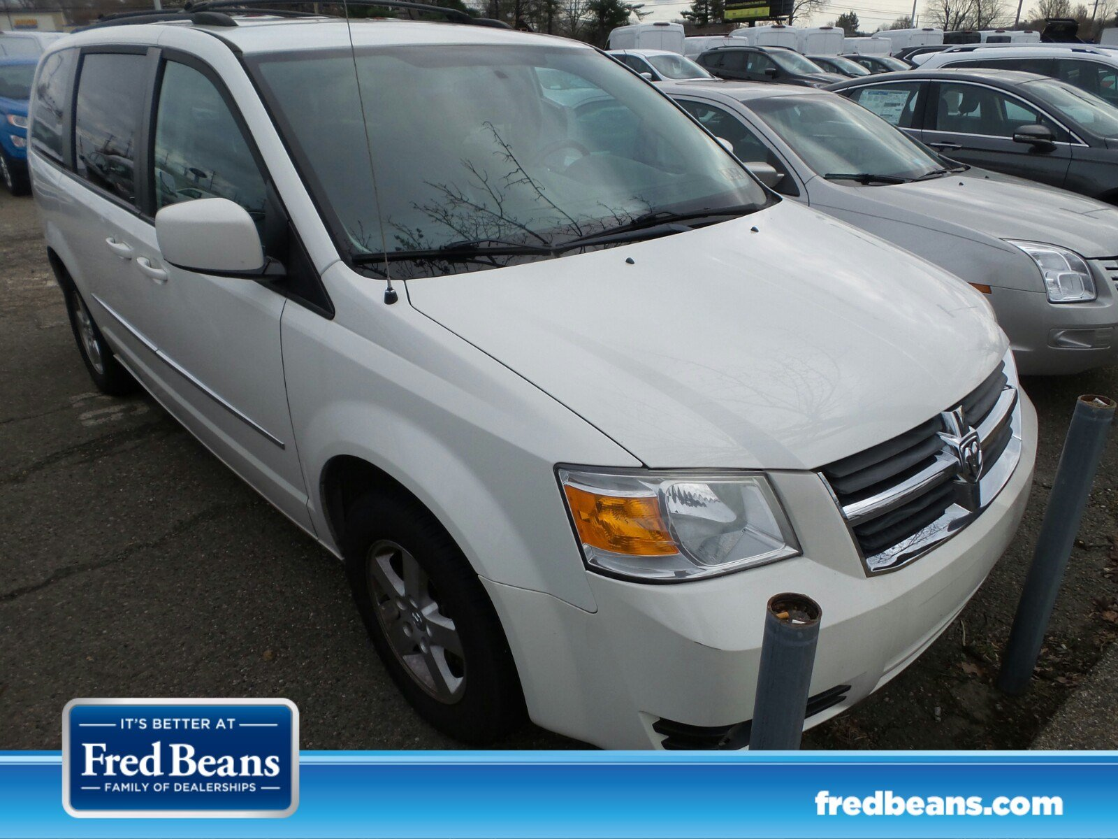 Photo Used 2010 Dodge Grand Caravan For Sale  Langhorne PA - Serving Levittown PA  Morrisville PA  2D4RN5D16AR218821