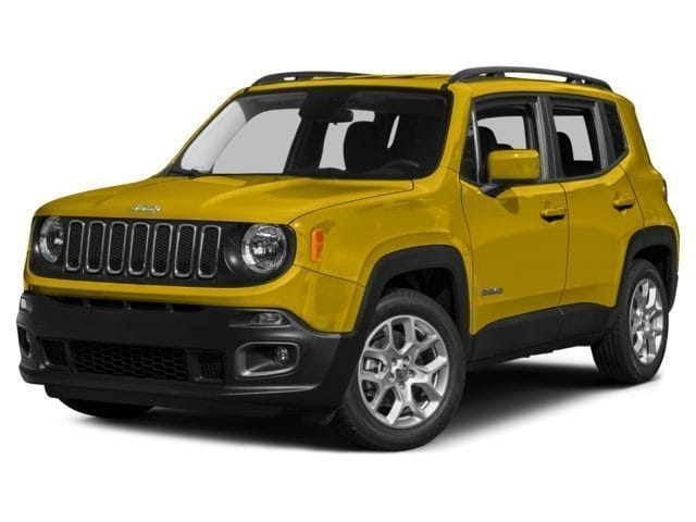 Photo Used 2016 Jeep Renegade Latitude 4x4 SUV For Sale Toledo, OH