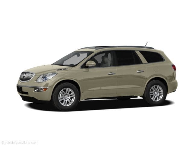 Photo 2011 Used Buick Enclave FWD 4dr CXL-1 For Sale in Moline IL  Serving Quad Cities, Davenport, Rock Island or Bettendorf  C1935B