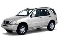 2001 Mercedes-Benz M-Class ML 320 SUV 4MATIC®