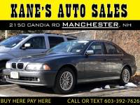 2001 BMW 5-Series I AUTOMATIC
