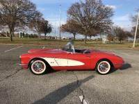 1959 Chevrolet Corvette 2dr Conv