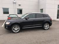 Certified Pre-Owned 2014 Audi Q5 3.0T Premium Plus SUV For Sale in Columbus near Dublin