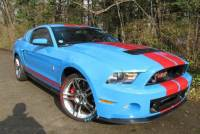 2010 Ford Mustang Shelby GT500 Coupe