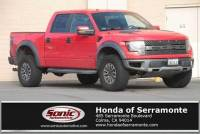 Pre-Owned 2013 Ford F-150 4WD SuperCrew 5-1/2 Ft Box SVT Raptor