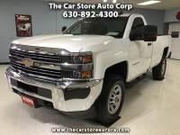 2016 Chevrolet Silverado 2500HD Work Truck Long Box 2WD