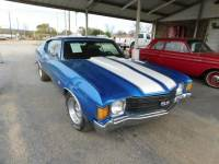 Used 1972 Chevrolet CHEVELLE
