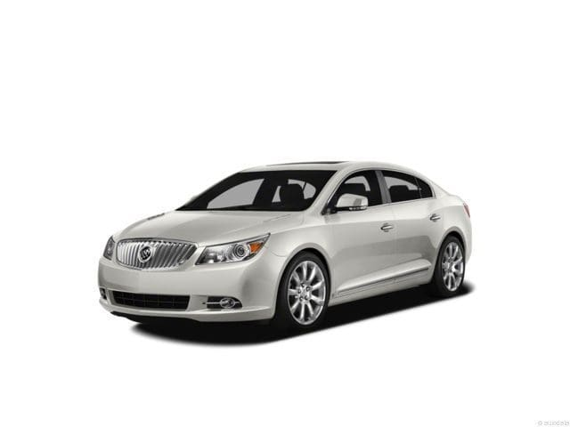 Photo Pre-Owned 2012 Buick Lacrosse Leather in Schaumburg, IL, Near Palatine