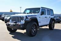 Certified Used 2018 Jeep Wrangler Unlimited Rubicon SUV