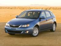 2009 Subaru Impreza 2.5i Hatchback
