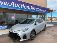 2017 Toyota Corolla SE 50th Anniversary Special Edition FULL MANUFACTURER WARRANTY