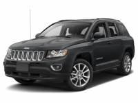 Used 2017 Jeep Compass Latitude 4x4 SUV in Toledo