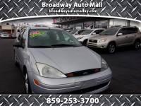 2002 Ford Focus SE Comfort w/ Zetec