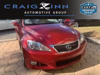 Pre Owned 2013 Lexus IS 250C 2dr Conv Auto VINJTHFF2C20D2527644 Stock NumberL926500