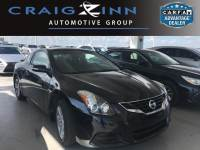 Pre Owned 2013 Nissan Altima 2dr Cpe I4 2.5 S VIN1N4AL2EP3DC203245 Stock Number9155101