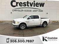 Certified Pre-Owned 2015 Ram 1500 Laramie Crew Cab EcoDiesel | Sunroof | Navigation 4WD Crew Cab Pickup