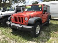 2015 Jeep Wrangler Sport 4x4 SUV For Sale in LaBelle, near Fort Myers
