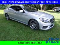 2015 Mercedes-Benz S-Class S 550 Sedan For Sale in LaBelle, near Fort Myers