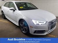 2018 Audi A4 Premium Plus Sedan in Brookline MA