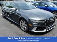 2016 Audi RS 7 Prestige Sedan in Brookline MA