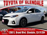 Used 2015 Toyota Corolla, Glendale, CA, Toyota of Glendale Serving Los Angeles