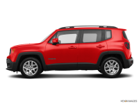 Used 2016 Jeep Renegade Limited SUV