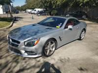Pre-Owned 2016 Mercedes-Benz SL 400 Rear Wheel Drive Convertible