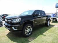 New 2018 Chevrolet Colorado Crew Cab Short Box 4-Wheel Drive Z71 VIN 1GCGTDENXJ1171870 Stock Number 21795