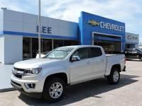 New 2018 Chevrolet Colorado Crew Cab Short Box 2-Wheel Drive LT VIN 1GCGSCEN2J1244629 Stock Number 21945